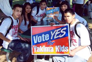 Vote Yes for Yakima Kids
